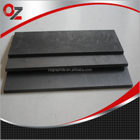 Superior thermal conductivity grephite plate for plate electrode
