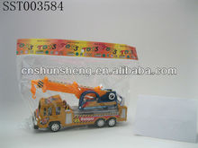 Hot Exporting Shantou Chenghai Toys Pull Back Friction Car For Kids
