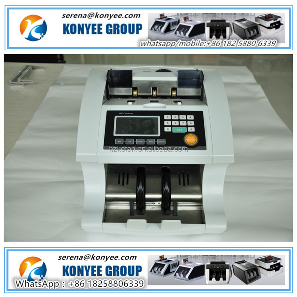 A080 High quality Money counter intelligent money counter mixed money counter
