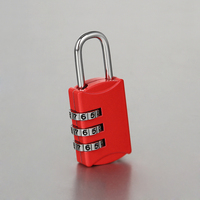 Durable Performance Code Resettable Combination Padlock