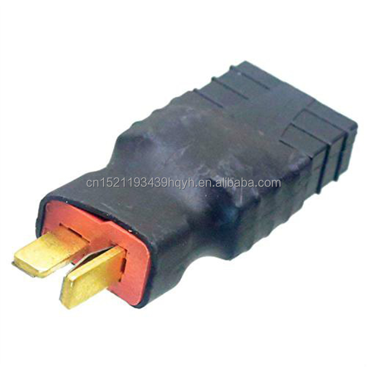 T Plug male to Traxxas female Direct Connect for RC hobby model airplane