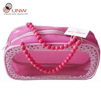 cosmetic zipper bag,cosmetic case with mirror,aluminum cosmetic train makeup beauty case box