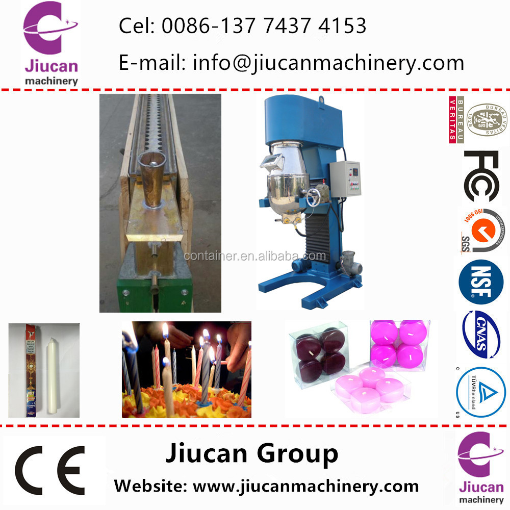 manual type wax candle making machine for industrial and home use