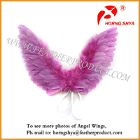Hobby Party Feather Angel Wings Craft