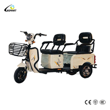 Hot sale adult electric tricycle with passenger seat and tricycle motorcycle