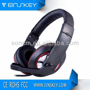 PC Headset for Gaming, Chatting, Listen to Music wholesale headphone