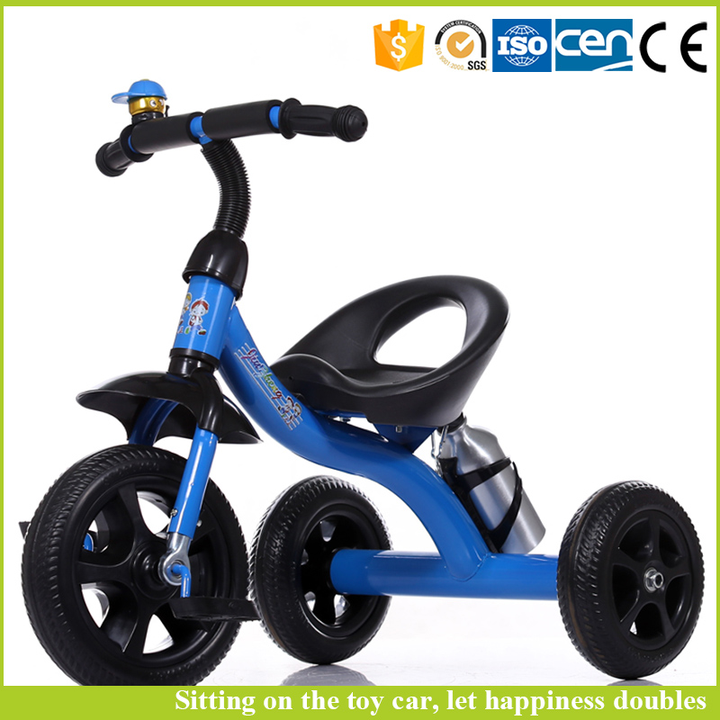 Easy Installation Portable Lightweight Tricycle Baby Stroller 3 wheels children's car
