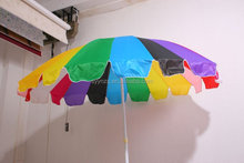 High Quality Promotional aluminium beach square parasol Balinese