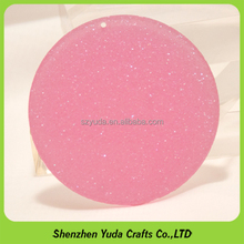 Lacer Cutting Acrylic Discs Accessories Round Disc Coloured Disc Circles Opaque