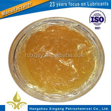 Synthetic lithium complex lubricating grease for industrial blender mixer and open gear