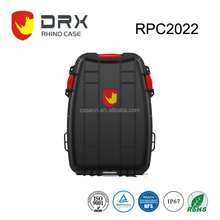 DRX Heavy Duty Military Waterproof Backpack Carry Box Hard Case