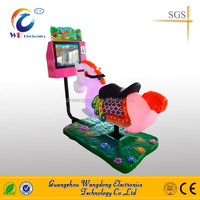 3D Video Horse Racing,Coin-operated Horse Racing Game Machine For Children
