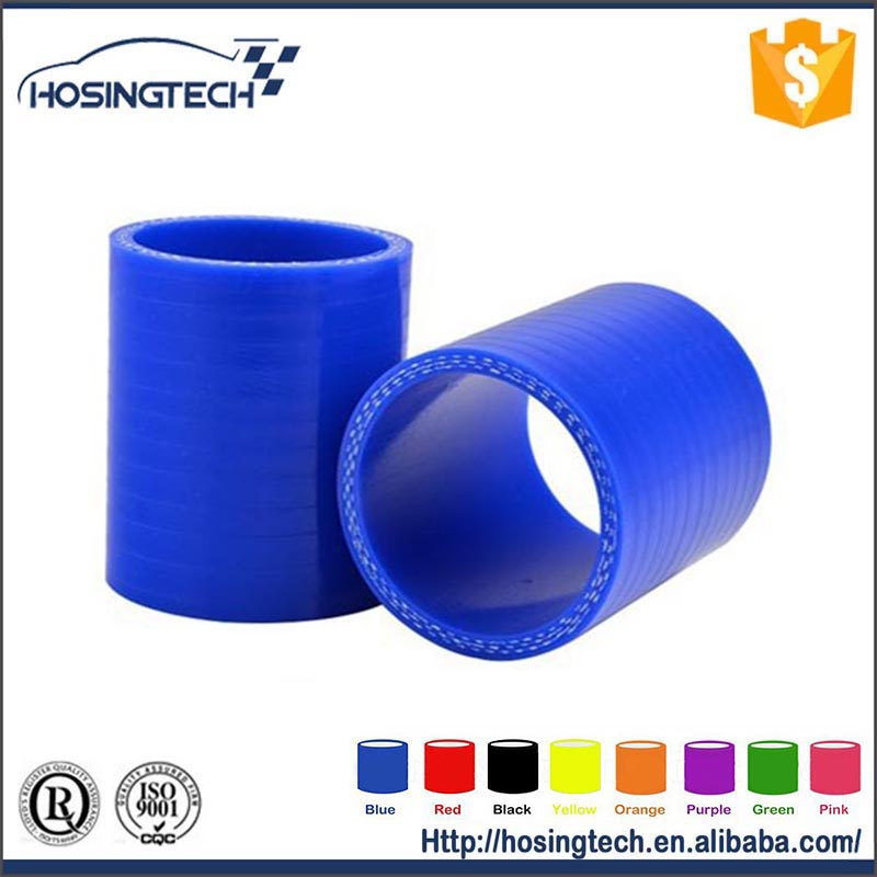 racing car accessories high temperature blue silicone rubber tube(ID 38mm Thk 4.5mm Leng 76mm)