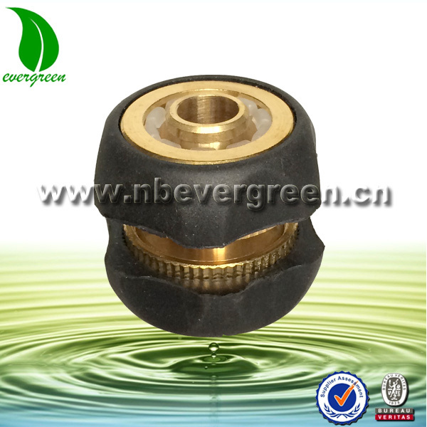 water irrigation hose brass hose quick connector