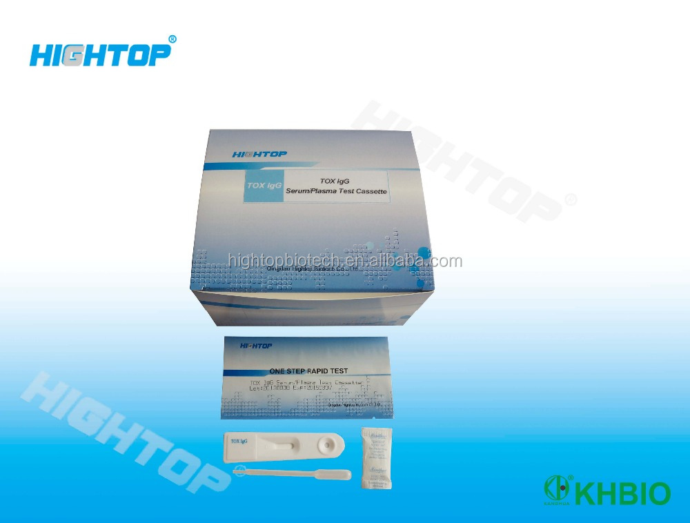 High Quality Toxoplasma Testing Cassette/Toxoplasma Test New Product