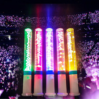 Concert Party Supplies Led Cheering Stick 15 Color Changes Led Foam Glow Stick