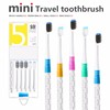 2017 New Product Mini Travel Toothbrush