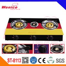iron cast honey burner Automatic piezo ignition Gas stove