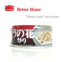 Fried soybean fiber / Japanese soy bean meal / can food / Better Home [Moms taste]series / 3-year shelf life / 12 flavours