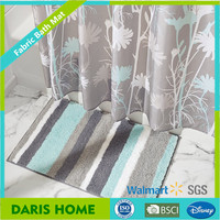 ULTRA-SOFT FAST ABSORBENT DRIES QUICKLY MICROFIBER BATH MAT