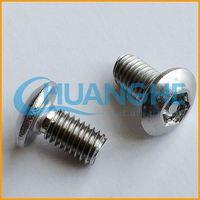 China manufacturer fasteners screws for metal bunk beds