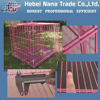 Wire mesh animal cages / metal cage for rabbit / chain link cage