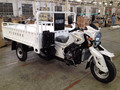 2015 Indonesia popular double water cooled cargo tricycle