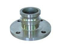 round coupling flange/universal joint coupling/flexible flange coupling