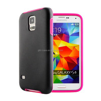 Hybrid Combo TPU PC Case for Samsung S5