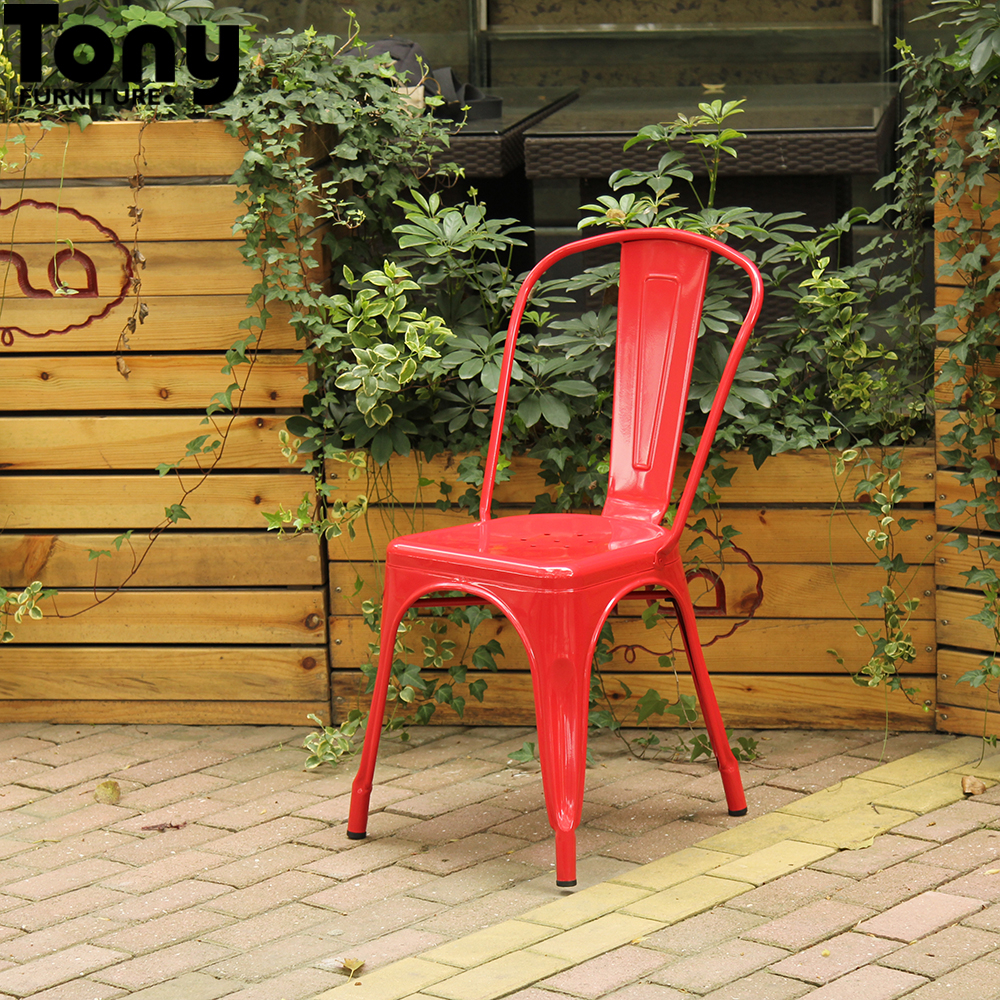 classic furniture outdoor metal spring chair furniture