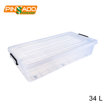Food Grade Eco-Friendly New Design Large Plastic Storage Box