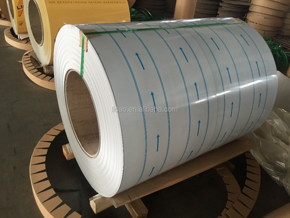 Decorative coated Aluminium Coil for House Building