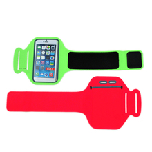 Wholesale outdoor exercise armband, armband pouch for smartphone