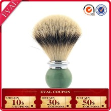 pure badger hair custom shaving brush, shaving set
