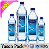Yason swab bottle waterproof adhesive sticker with barcode food sticker mass production custom label for beverages