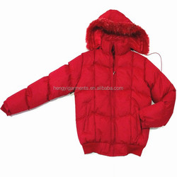 2015 Fashionable Color Female Down Jacket for the Winter