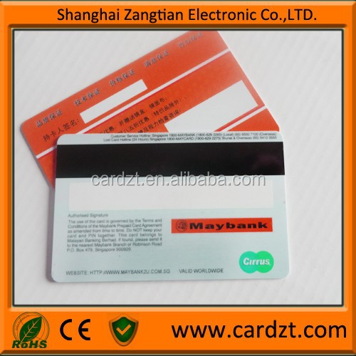 13.56mhz Ms 50 RFID magnetic card offer