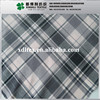 Fashion Black White Check Cheap Twill