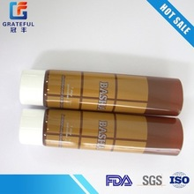 Factory direct sale open type ABL men cosmetic packaging model tube
