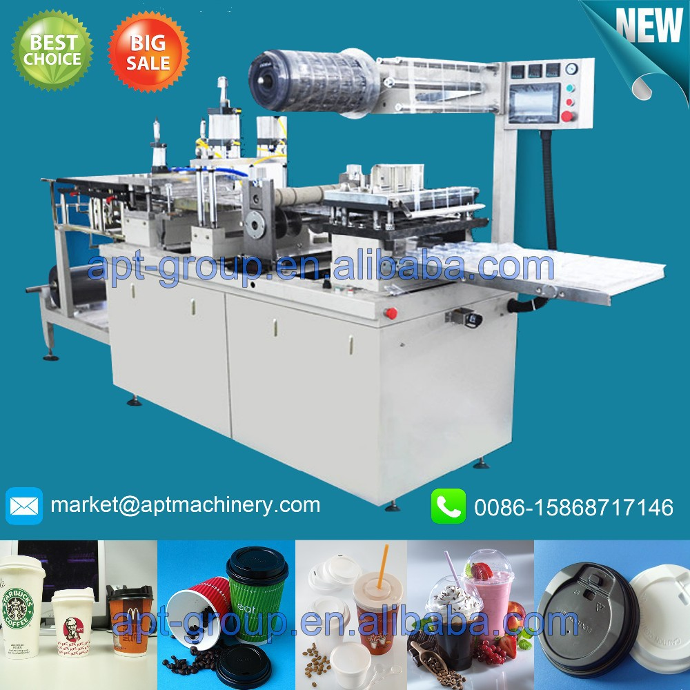 High Quality Biggest Forming Area PET Cover Maker PET Cover Making Machine