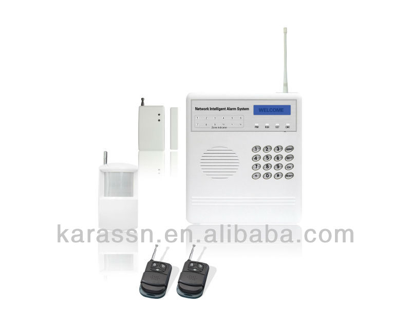 Access Control CID Network Home Alarm System