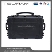 Tough Military Instrument Box Hard Plastic Military Case