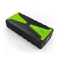 New product 16800mAh mini size car jump starter power for cars