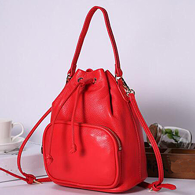 Best selling products in europe mini leather bag cheap bucket handbags EMG4282