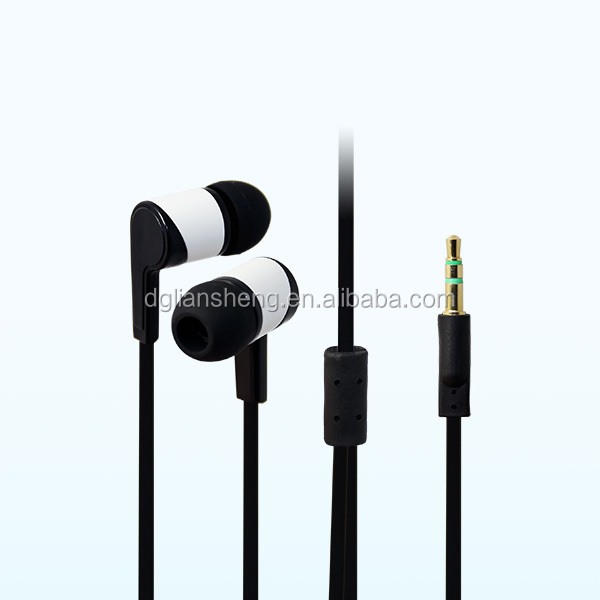 Comfortable wearing in ear head phones oem for kids
