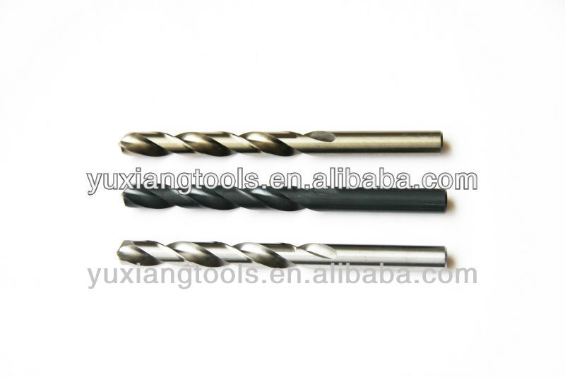 hss-e danyang fully ground hole digging tools twist drill bits
