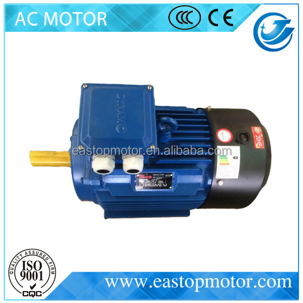 CE Approved Y3 electric pump motor 2500kw for mining with Insulation F