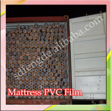 bedding wrapping plastic material