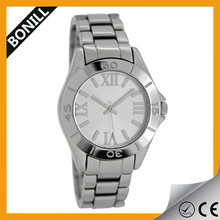Promotional Christmas gift watch fashion cheap watches for men and women