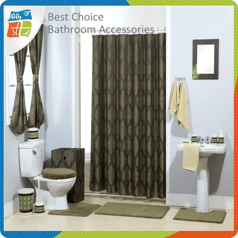 Multifunctional shower curtains 84 inches long